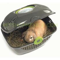 Transportadora Top Runner Grande Para Conejo