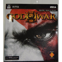 ### Neca God Of War Ultimate Kratos Deluxe Player Select ###