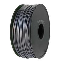 Filamento Pla 1.75 Mm Negro Para Impresora 3d
