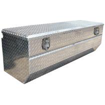 Caja De Herramientas 60 Tipo Baul Mitsubishi Color Aluminio