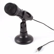 Microfono Bw® 3.5mm Omnidireccional Laptop Pc Computer Netwo