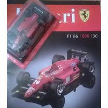 Ferrari Collection Panini 36 F1-86 Stefan Johansson