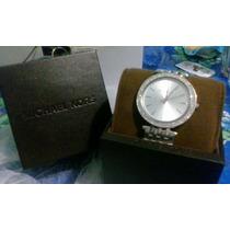 Elegante Reloj Pulsera Michel Kors Mk3190 Nuevo