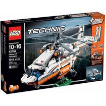 Lego 42052 Helicoptero De Carga 2 En 1, Technic