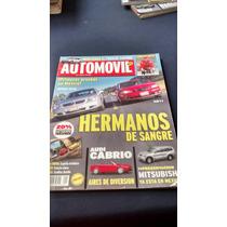Automóvil - Chevrolet Vectra/ Saab 9-3 Hermanos De Sangre #1