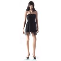 Maniqui Completo De Mujer Altura 178 Cm Fibra De Vidrio