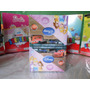Huevo Sorpresa Tipo Kinder Cars Y Princesas 6pz Sellada