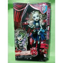 Monster High Original Nueva Frankie Stein Freak Duchic Unica