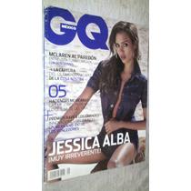 Jessica Alba Revista Gq 2008