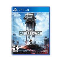 Star Wars Battlefront Para Playstation 4 ¡sólo En Gamers!