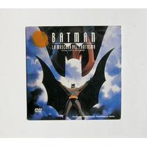 Batman La Mascara Del Fantasma Dvd Version Cardsleeve 2003