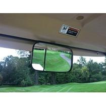Carrito De Golf Del Espejo Retrovisor Para Ez Go Club Car Ya