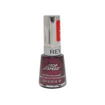 Revlon Rápido De Uñas Esmalte Seco #650 De Super Plum