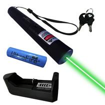 Apuntador Laser Verde 200mw 5km Sky Pointer Potente