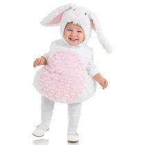 Disfraz Bebe Niño Niña Conejo Conejita Primavera