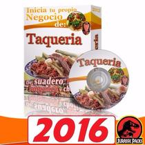 Recetas De Taqueria, Negocio, Tacos Pastor Suadero Longaniza