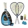 Set Completo De Speedminton S200 Badminton Gallitos Raquetas