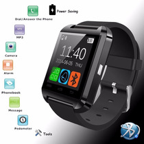 Smart Watch U8 Reloj Inteligente Tactil Bluetooth Apple