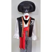 Disfraz Pirata Niño Disfraces Piratas Sombrero Niñas Y Niños
