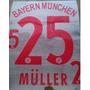 Numeros Bayern Munchen 2012-2013 Muller Robben Ribery Gotze