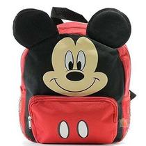 Mochila Mickey Mouse De La Cara - 12 Pulgadas -