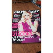 Marie Claire - January Jones Embarazada, Soltera