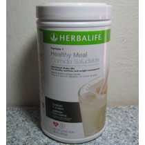 Herbalife F1 Galletas Y Crema Shake Mix 26.4 Onzas