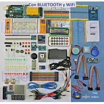 Arduino Uno Kit Starter Full + Opciones ¡ La Mejor Calidad !