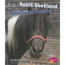 Libro Ponis Shetland/shetland Ponies