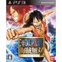 One Piece Pirate Warriors Japones Para Ps3 Nuevo Y Sellado
