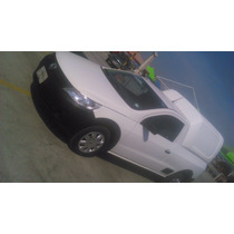 Volkswagen Saveiro 2012 Blanca Pick-up