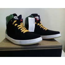 Tenis Converse Weapon Rasta Talla 28cm 10us 8mx