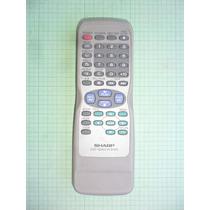 Control Remoto Para Dvd Sharp Dv-s1