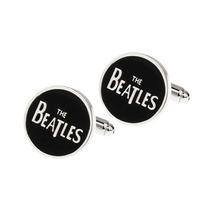 Mancuernillas The Beatles Rock Musica Acero Gemelos