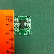 Mini Amplificador Clase D 6 Watts, 3 Por Canal ( 5 Piezas )