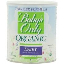 Sólo Babys Orgánica Fórmula Niño Lácteos Fortificados Con Hi