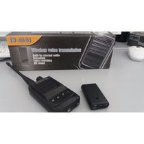 Transmisor De Voz Inalámbrica Audio Bug Grabación De Voz Esp