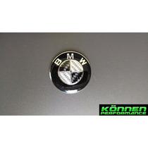 Emblemas Bmw Volante Fibra De Carbono Serie 1 2 3 4 M3 M4 M5