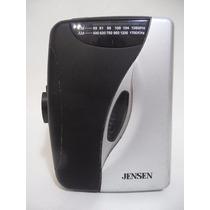 Radio Grabadora Stereo Cassetera Retro Am Fm Jensen E782