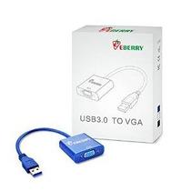 Eberryâ® Usb 3.0 A Vga Multi Monitor De Adaptador De Tarjeta