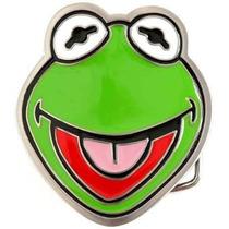 La Rana Rene Hevilla Oficial Hebilla El Show De Los Muppets