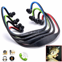 Audifonos Bluetooth V4 Sport V9 Recargables