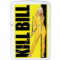 Encendedor Blanco - Kill Bill Vol.1 Quentin Tarantino