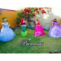 Show De Princesas,frozen,equestria Girls,hadas,barbies...