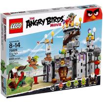 Lego 75826 Angry Birds Castillo