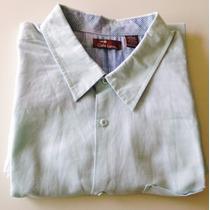Camisa Casual Manga Corta Talla Extra 3xl