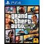 Grand Theft Auto V Para Ps4 Excelente Condición!
