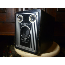 Camara Vintage De Kodak Modelo Brownie Target Six-20