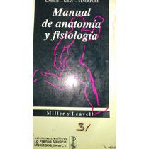 Manual De Anatomia Y Fisiologia, Miller Y Leavell