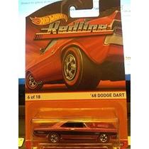 Hot Wheels Redline 6 De 18